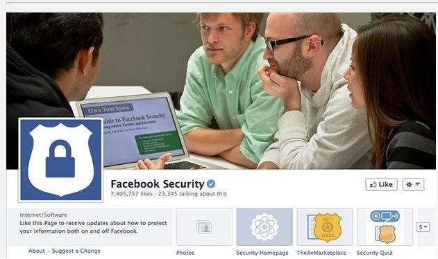 Facebook Security Mobilesecuritythreat
