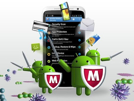 Android McAfee